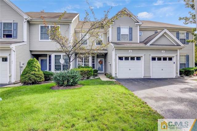 25 Tall Oaks Court #2805, Sayreville, NJ 08859 (MLS #2005557) :: REMAX Platinum