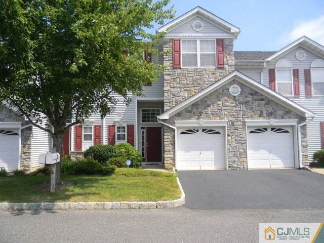 41 Chimney Court #183, Old Bridge, NJ 08879 (MLS #2005763) :: REMAX Platinum