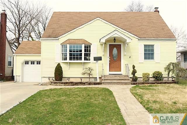 179 Midfield Road, Colonia, NJ 07067 (#2006070) :: Daunno Realty Services, LLC