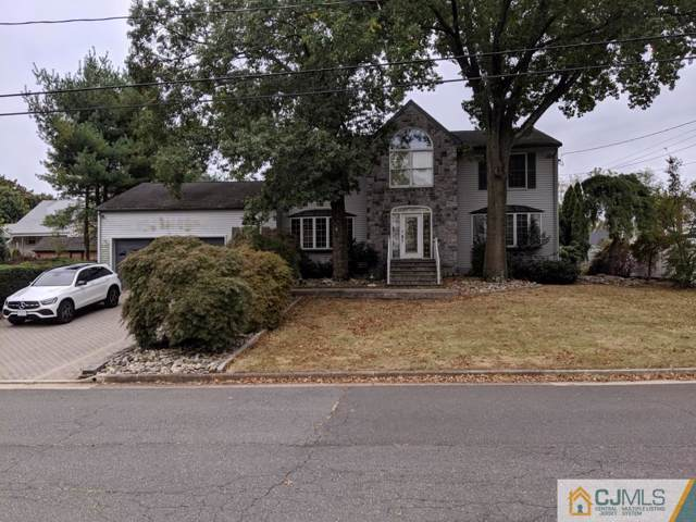 130 Shirley Parkway, Piscataway, NJ 08854 (MLS #2006225) :: RE/MAX Platinum