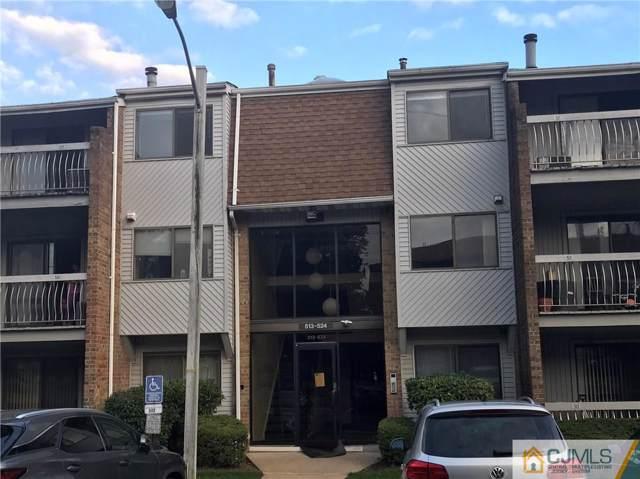 521 Edison Glen Terrace #521, Edison, NJ 08837 (MLS #2006338) :: REMAX Platinum