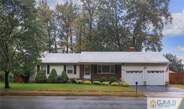 236 W Hegel Avenue, Edison, NJ 08820 (#2006682) :: Daunno Realty Services, LLC