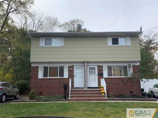 207 4th Street #1, Middlesex Boro, NJ 08846 (MLS #2007080) :: REMAX Platinum