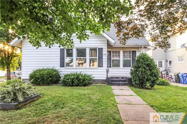178 Grove Street, Woodbridge Proper, NJ 07095 (MLS #2007313) :: The Dekanski Home Selling Team