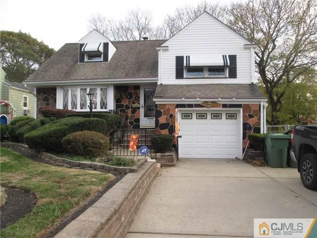 6 Columbia Place, Sayreville, NJ 08859 (MLS #2007767) :: William Hagan Group