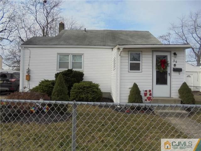 35 Eisenhower Drive, Sayreville, NJ 08872 (MLS #2008338) :: Vendrell Home Selling Team