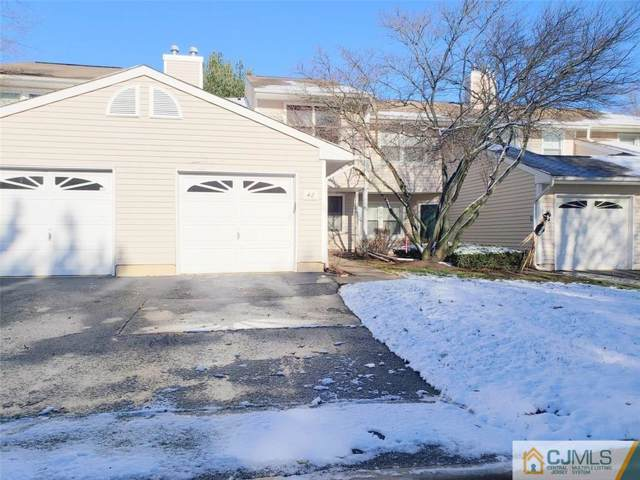 42 Woodmere Drive #1703, Sayreville, NJ 08859 (MLS #2008717) :: Vendrell Home Selling Team
