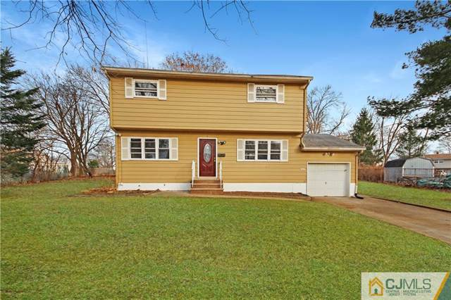 1551 N Mohawk Place, North Brunswick, NJ 08902 (MLS #2009634) :: The Dekanski Home Selling Team