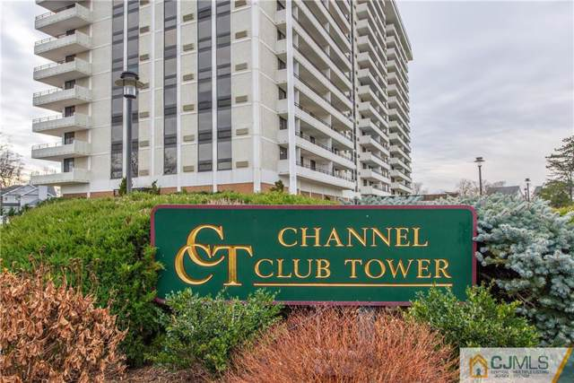1 Channel Drive #1407, Monmouth Beach, NJ 07750 (MLS #2009933) :: Team Gio | RE/MAX