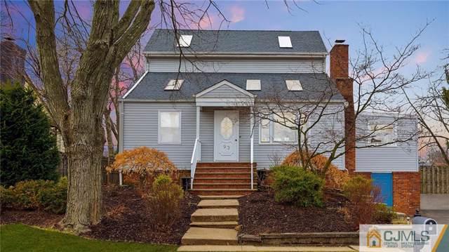 93 Lafayette Street, Piscataway, NJ 08854 (MLS #2010119) :: Vendrell Home Selling Team