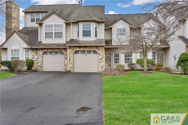 329 Lunar Road #329, Piscataway, NJ 08854 (MLS #2010206) :: Vendrell Home Selling Team