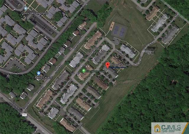 64 Sassafras Court, North Brunswick, NJ 08902 (MLS #2010210) :: Vendrell Home Selling Team