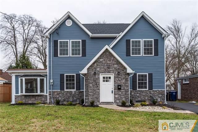 103 Delia Terrace, Clark, NJ 07066 (#2010423) :: Daunno Realty Services, LLC