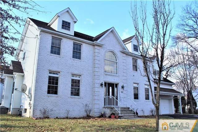 927 Beatrice Parkway, Edison, NJ 08820 (MLS #2010424) :: REMAX Platinum