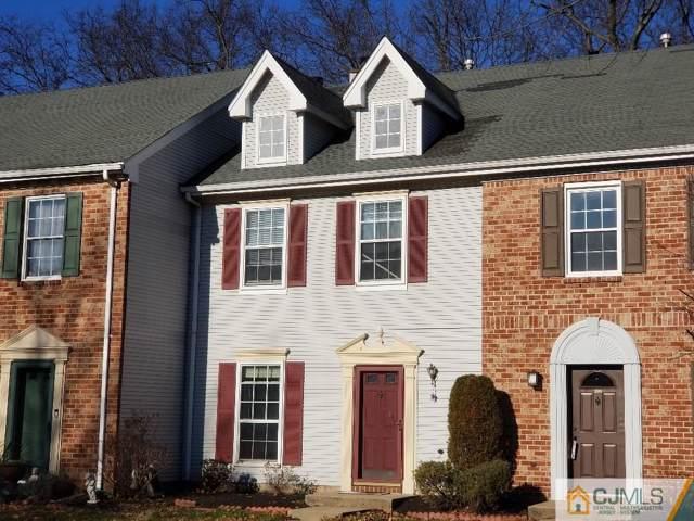 398 Hadleigh Lane #398, North Brunswick, NJ 08902 (MLS #2010431) :: Vendrell Home Selling Team