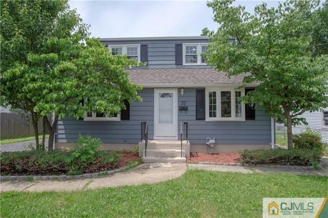 37 Highview Drive, East Brunswick, NJ 08816 (MLS #2010441) :: Vendrell Home Selling Team