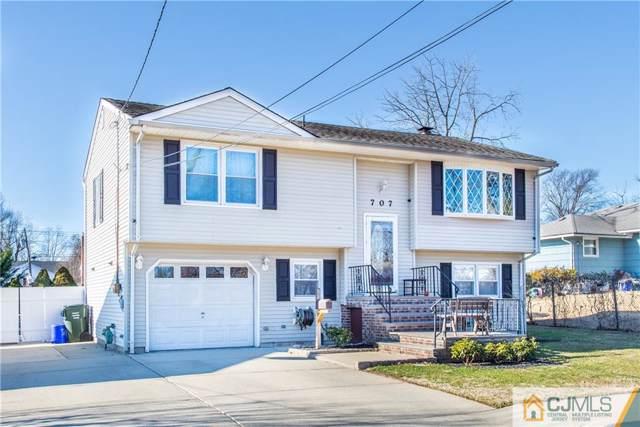 707 Chalet Drive, Woodbridge Proper, NJ 07095 (MLS #2010555) :: Vendrell Home Selling Team
