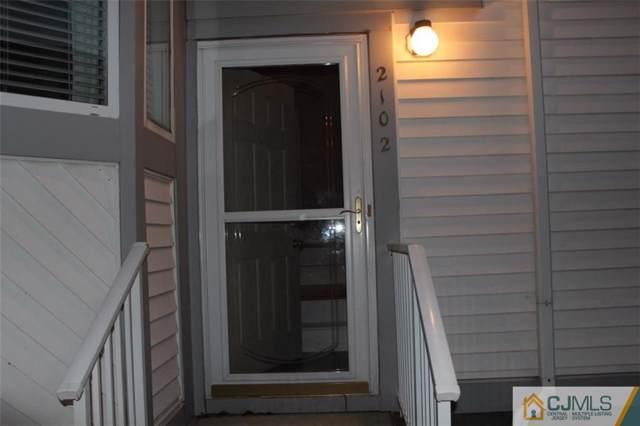 2102 Amanda Court #2102, Piscataway, NJ 08854 (MLS #2010654) :: REMAX Platinum