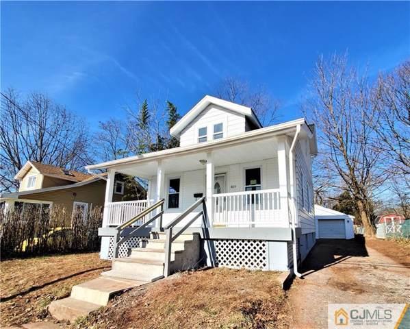 805 Eden Avenue, Highland Park, NJ 08904 (MLS #2010879) :: Vendrell Home Selling Team