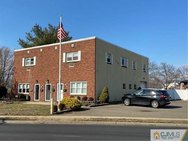 201 Macarthur Avenue, Sayreville, NJ 08872 (MLS #2011010) :: Halo Realty