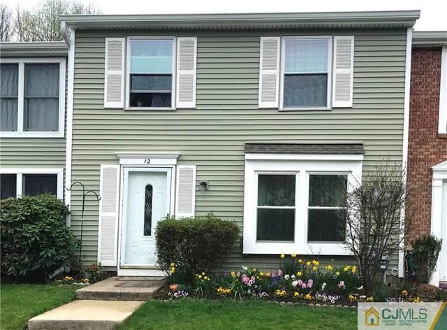 12 Aspen Court, South Brunswick, NJ 08852 (MLS #2011202) :: REMAX Platinum