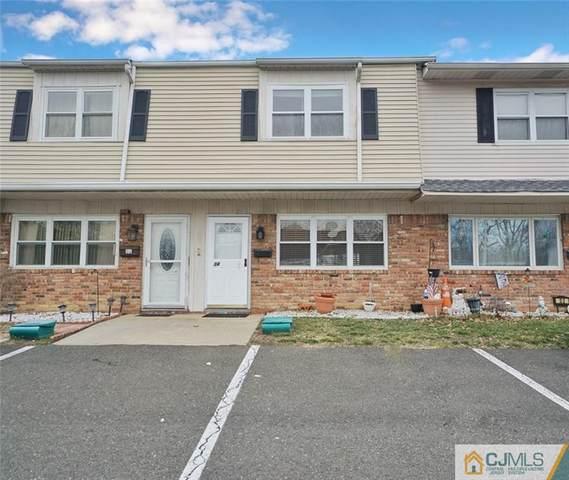 34 Galewood Drive #643, Old Bridge, NJ 07747 (MLS #2011357) :: The Premier Group NJ @ Re/Max Central