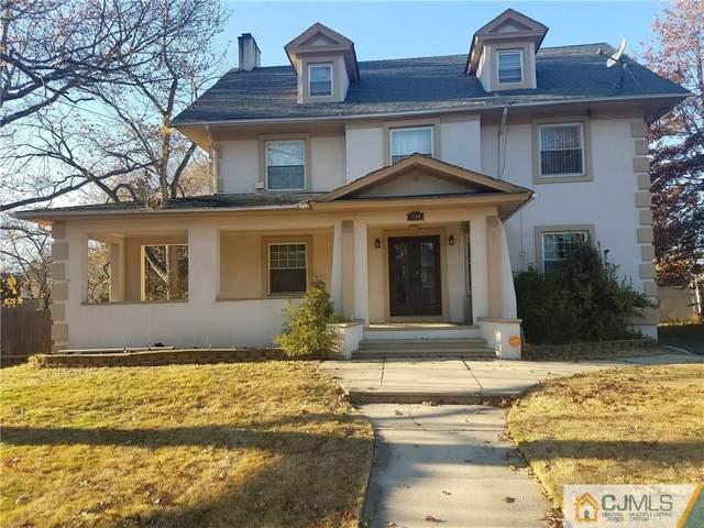 1006 W 7th Street, Plainfield, NJ 07063 (MLS #2011406) :: William Hagan Group
