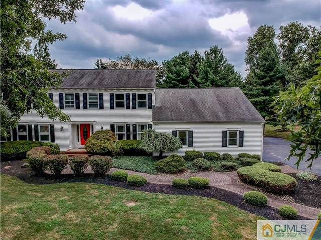 50 Washington Drive, Cranbury, NJ 08512 (MLS #2011449) :: William Hagan Group