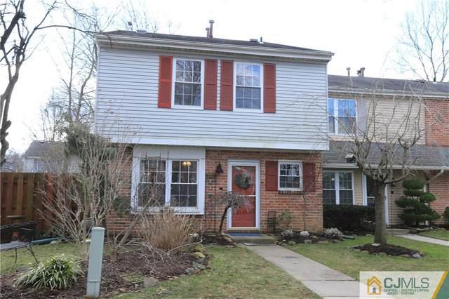 338 Mcdowell Drive #338, East Brunswick, NJ 08816 (MLS #2011593) :: REMAX Platinum