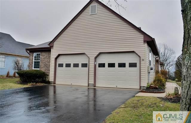 26 Martin Van Buren Drive, Monroe, NJ 08831 (MLS #2011743) :: REMAX Platinum