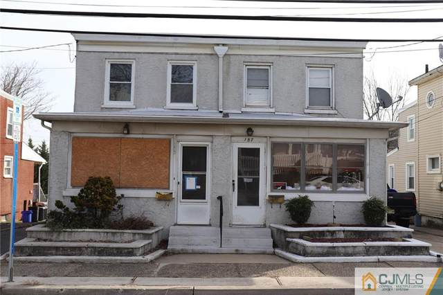 155 Second Street, South Amboy, NJ 08879 (MLS #2011769) :: Halo Realty