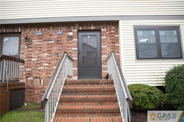 606 Maple Hill Drive #606, Woodbridge Proper, NJ 07095 (MLS #2011914) :: Halo Realty