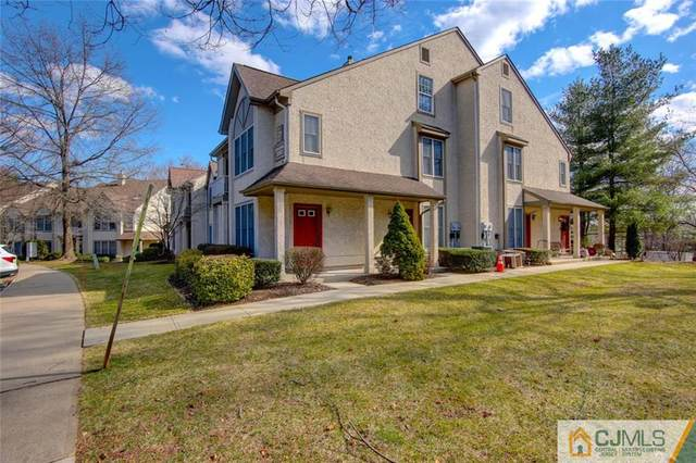 206 Commons Drive #6, East Brunswick, NJ 08816 (MLS #2011943) :: Halo Realty