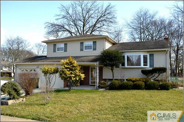 2 Wren Court, Edison, NJ 08820 (MLS #2012021) :: The Dekanski Home Selling Team