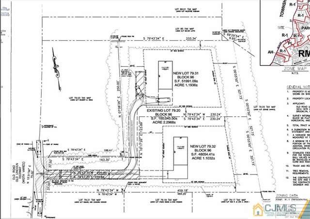 84-86 Old Road, South Brunswick, NJ 08540 (MLS #2012038) :: REMAX Platinum