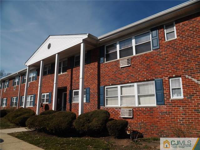 38A8 Woodedge Avenue #3818, Edison, NJ 08817 (MLS #2012070) :: Halo Realty