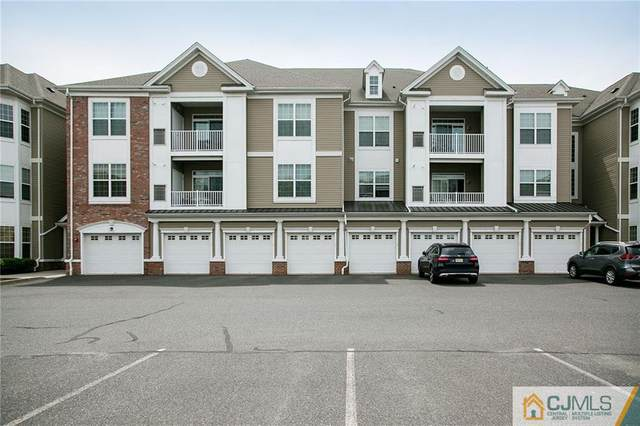 2238 Edward Stec Boulevard #2238, Edison, NJ 08837 (MLS #2012078) :: The Dekanski Home Selling Team