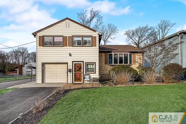 15 Berkley Avenue, Colonia, NJ 07067 (#2012080) :: Daunno Realty Services, LLC