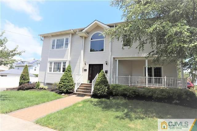 213 Cleveland Avenue, Highland Park, NJ 08904 (MLS #2012145) :: Vendrell Home Selling Team