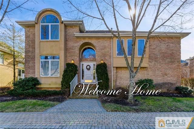 166 La Quinta Court, Holmdel, NJ 07733 (MLS #2012213) :: Vendrell Home Selling Team