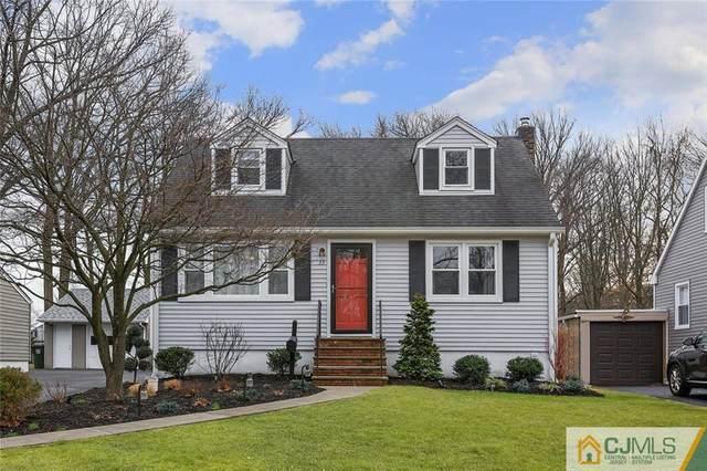 55 Inwood Avenue, Colonia, NJ 07067 (#2012217) :: Daunno Realty Services, LLC