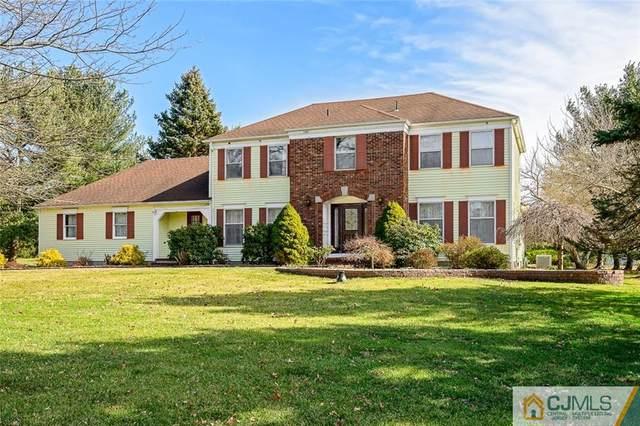 9 Jefferson Road, Cranbury, NJ 08512 (#2012285) :: Daunno Realty Services, LLC
