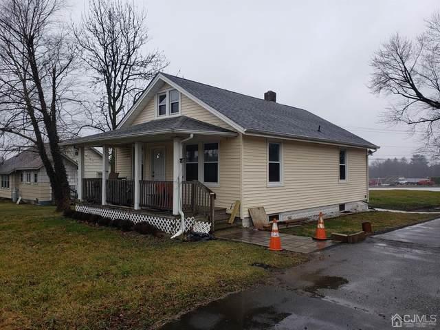 708 SW Spotswood Englishtown Road N, Monroe, NJ 08831 (MLS #2012514) :: The Dekanski Home Selling Team