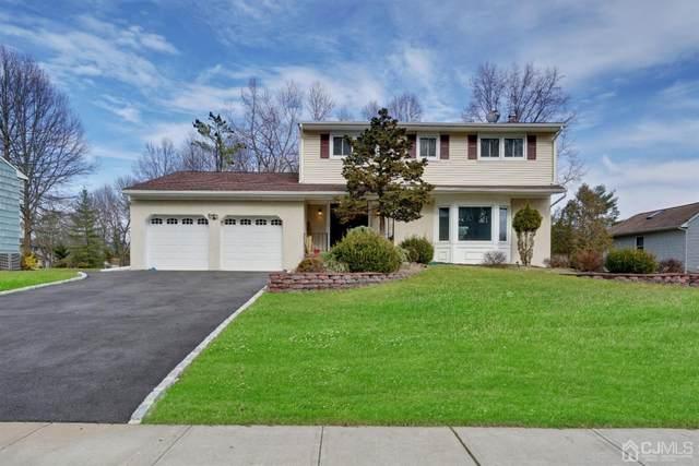 33 Woodmere Road, North Brunswick, NJ 08902 (MLS #2012520) :: RE/MAX Platinum