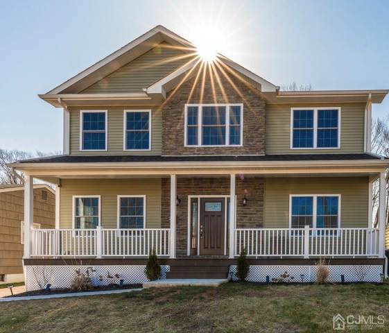 227 Temple Way, Colonia, NJ 07067 (MLS #2012538) :: The Premier Group NJ @ Re/Max Central