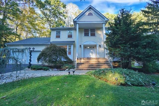 5 Cherokee Road, East Brunswick, NJ 08816 (MLS #2012608) :: RE/MAX Platinum