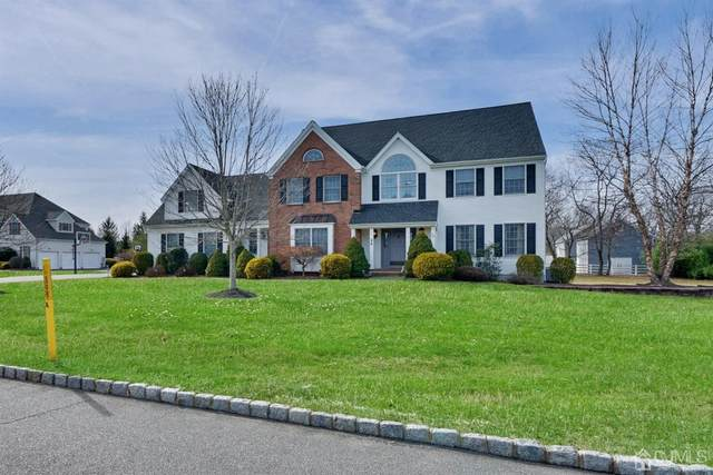 26 Wedgewood Drive, Clinton Twp, NJ 08801 (MLS #2012632) :: William Hagan Group