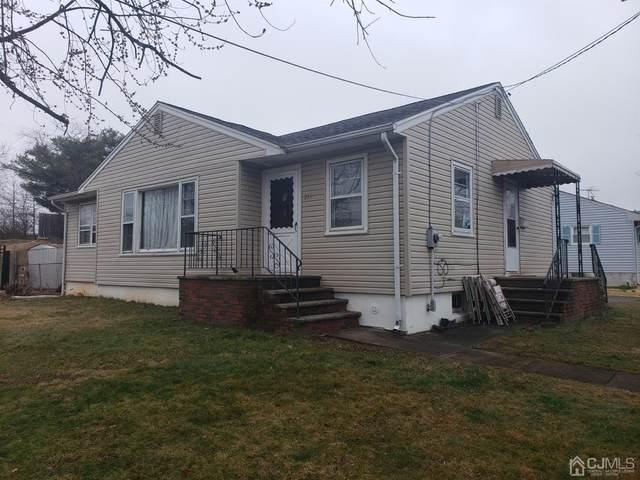 212 Metuchen Avenue, Woodbridge Proper, NJ 07095 (MLS #2012663) :: The Sikora Group