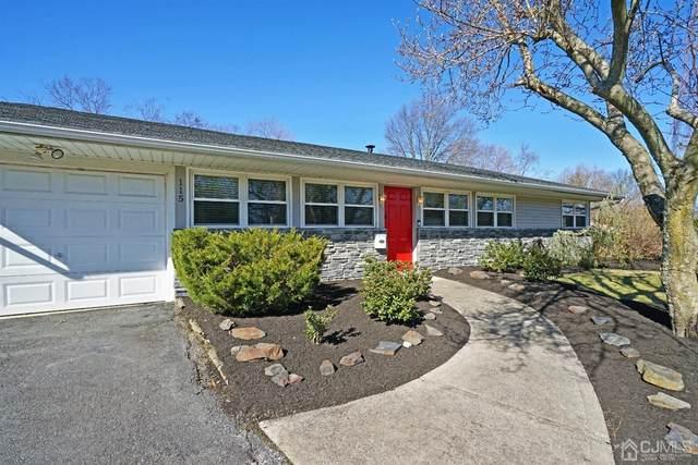 115 New Road, South Brunswick, NJ 08824 (MLS #2012682) :: The Dekanski Home Selling Team