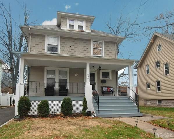 434 Dunellen Avenue, Dunellen, NJ 08812 (MLS #2012705) :: William Hagan Group